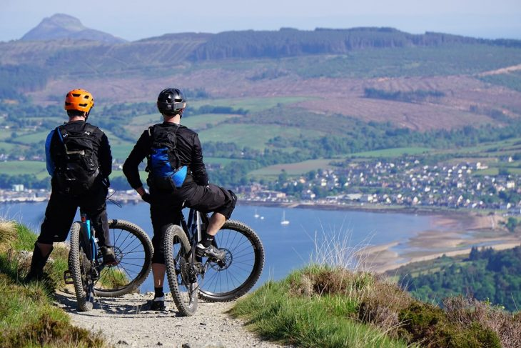 canyon spectral scottish adventure arran singletracks singletrack magazine