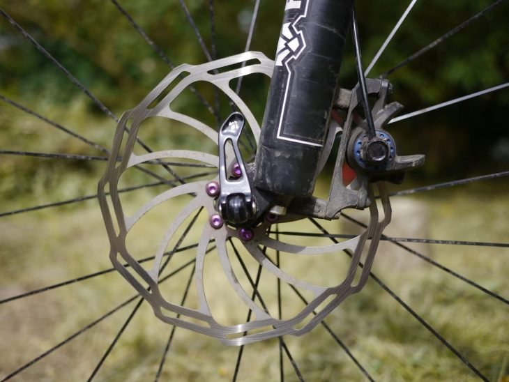 brake force one h2o disc brakes