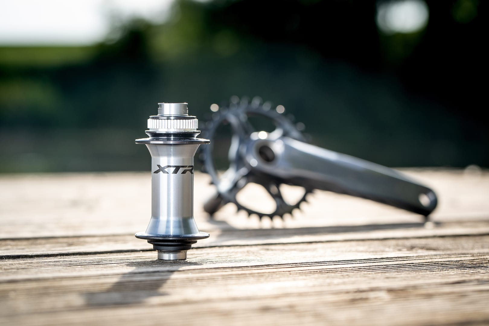 First Ride Review: Quiet hubs and smooth shifting - Shimano