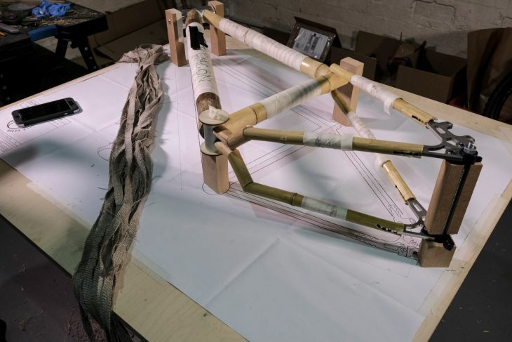 bamboo bicycle club build wil