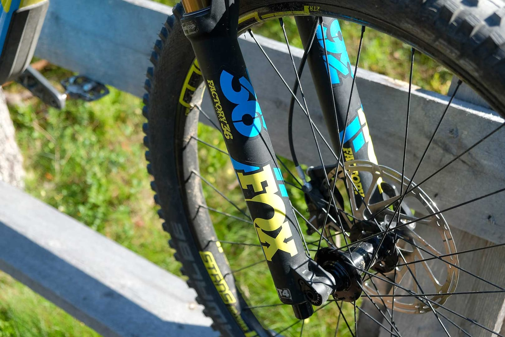 GT Bikes' brand new Force and Sensor, and the return of LTS