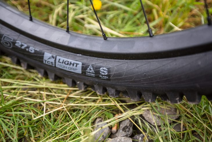 tcs light casingwtb tyre trail boss