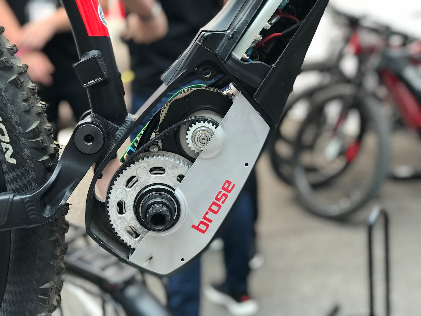 Brose: e-Bike Motors Get Smaller And Quieter - Singletrack Magazine
