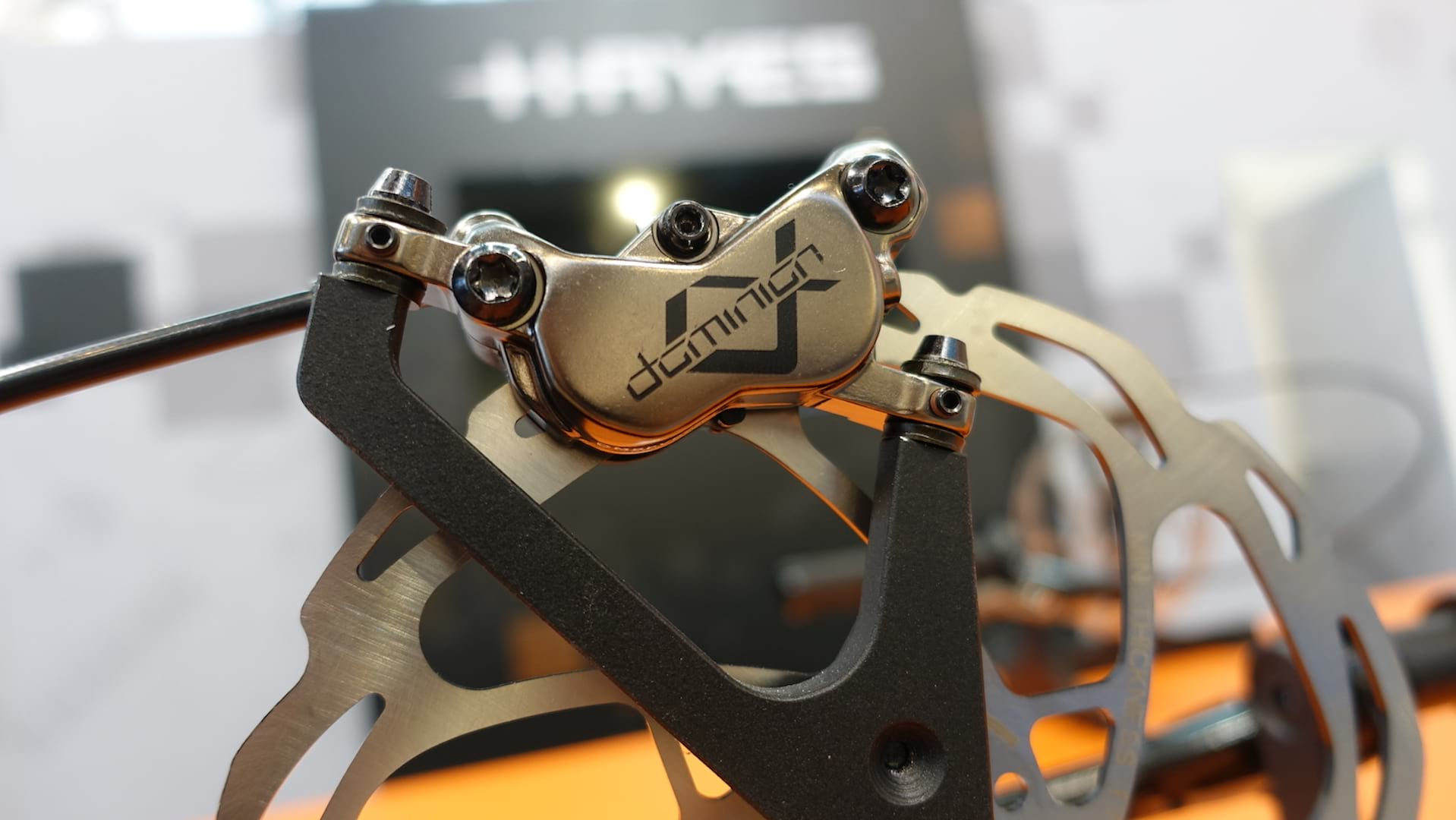 hayes dominion disc brake