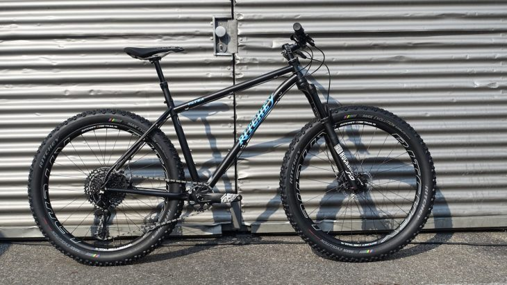 ritchey ultra steel hardtail plus