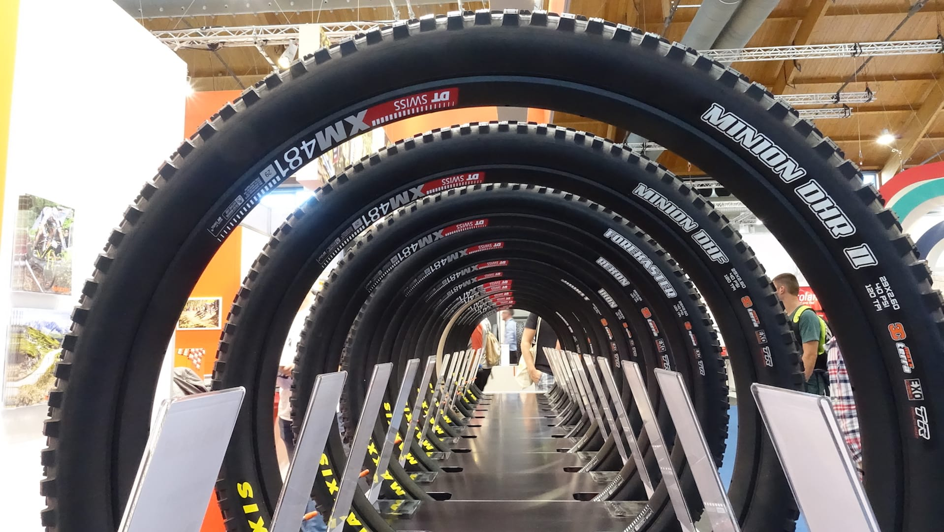 maxxis minion dhr dhf high roller tyre