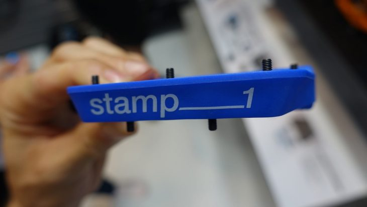 stamp pedals crank brothers