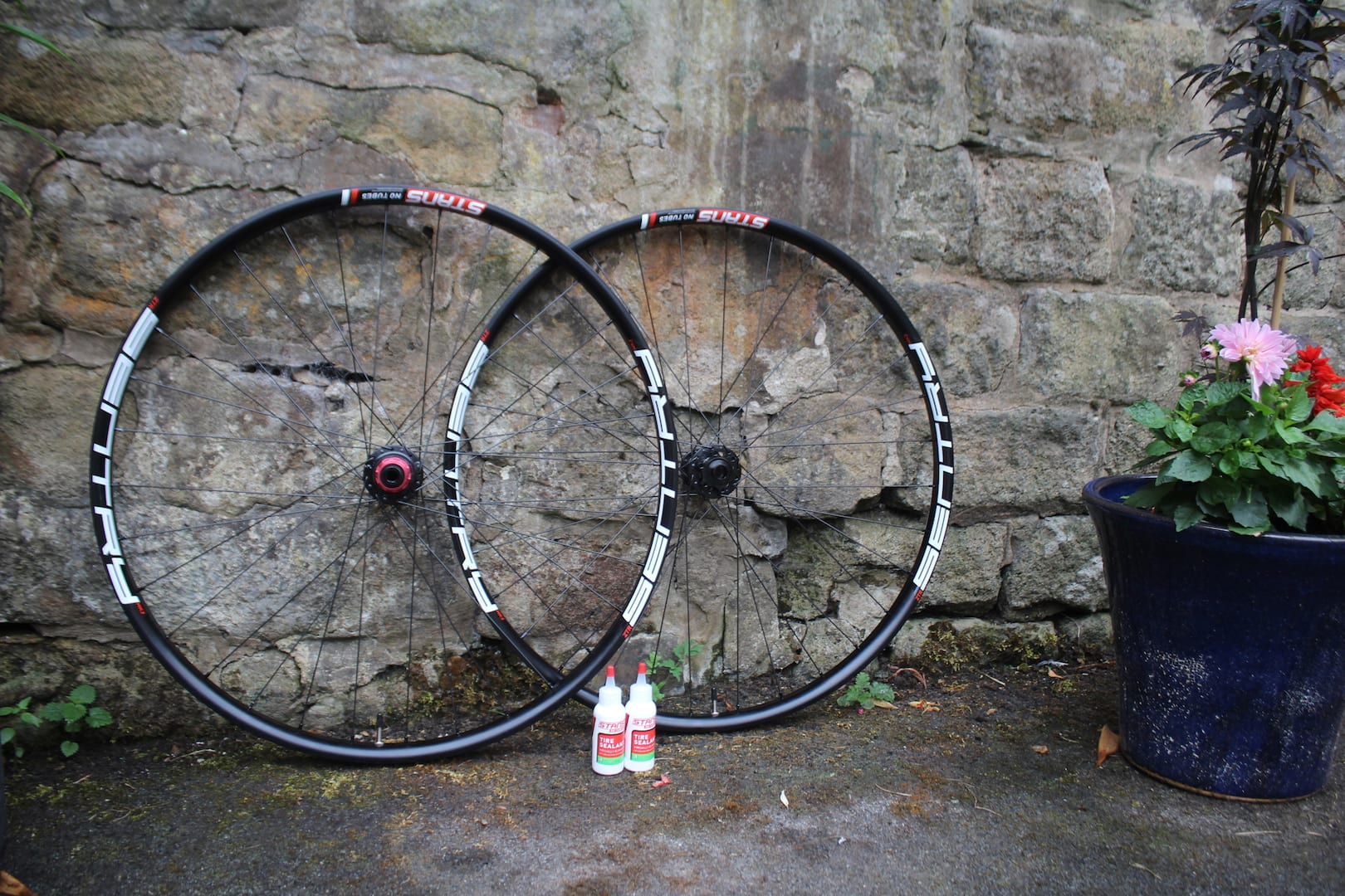 stans sentry wheels