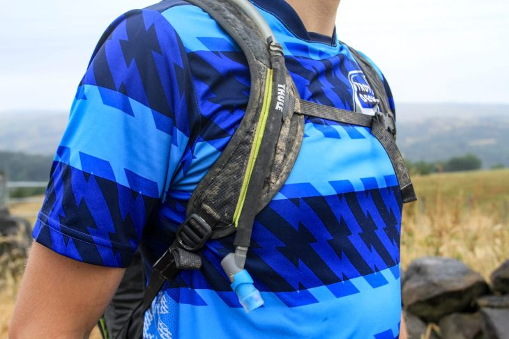 thule vital 8 hydration backpack wil