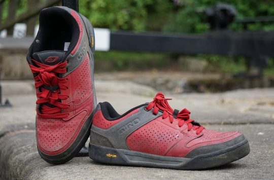 Giro Riddance flat pedal shoe review