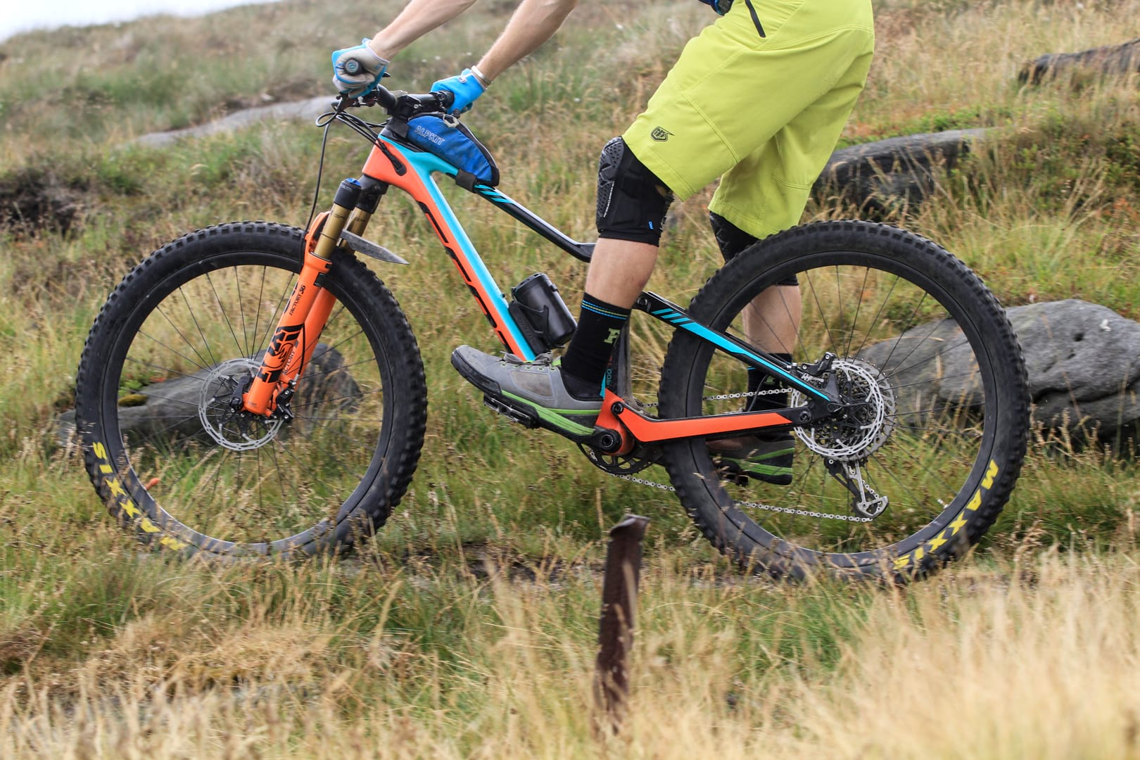 b82fa9e78ec Long Term Review: Did Wil ruin the Scott Genius 900 Tuned test bike with  these 3 changes? - Singletrack Magazine