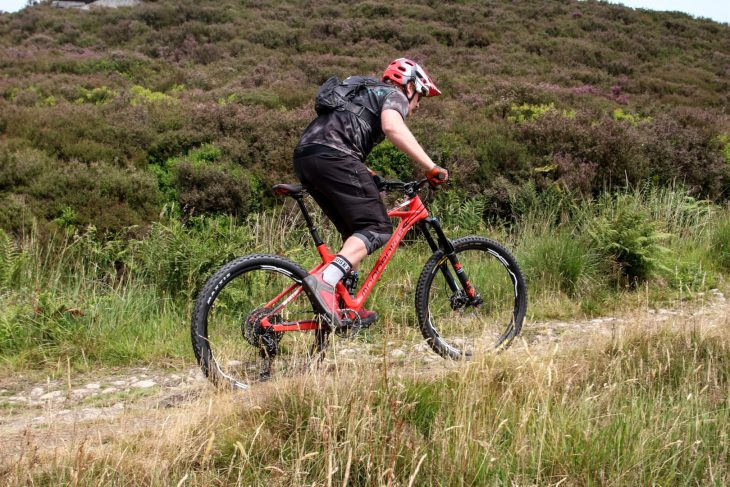 mondraker foxy review