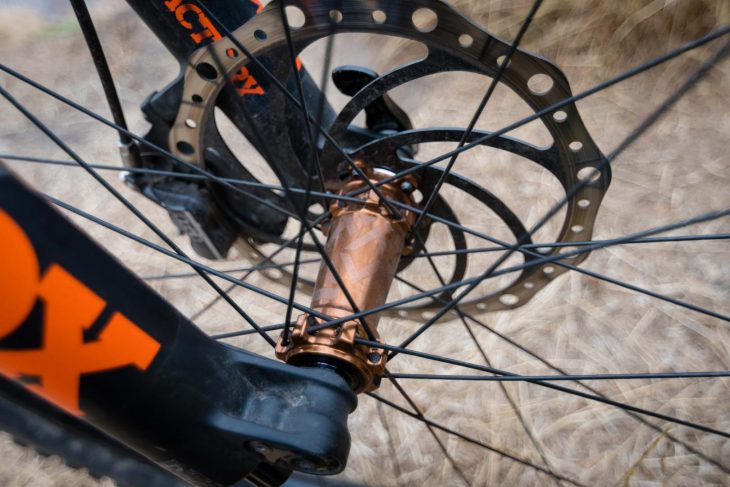 nukeproof horizon wheels hub