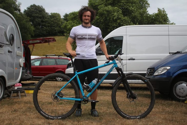 islabikes uk made hardtail steel
