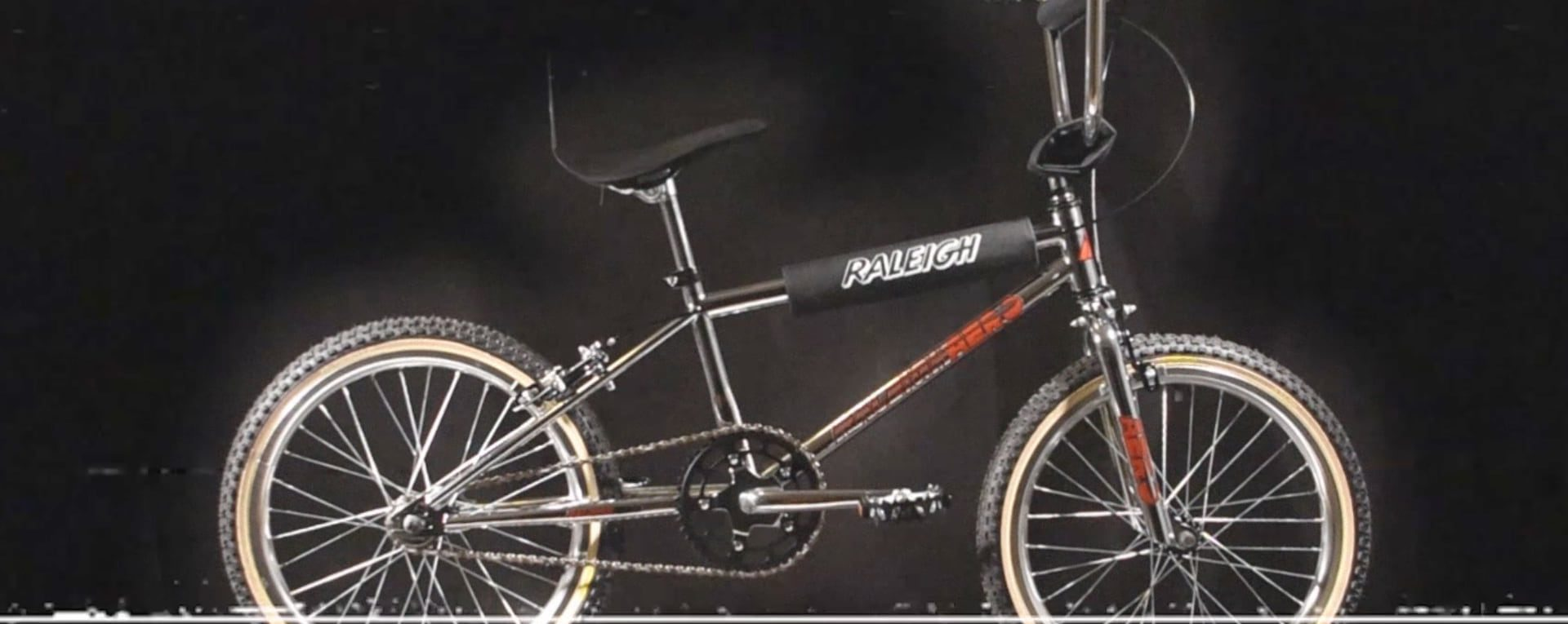 Limited Edition Raleigh Chrome Aero Pro Burner Coming