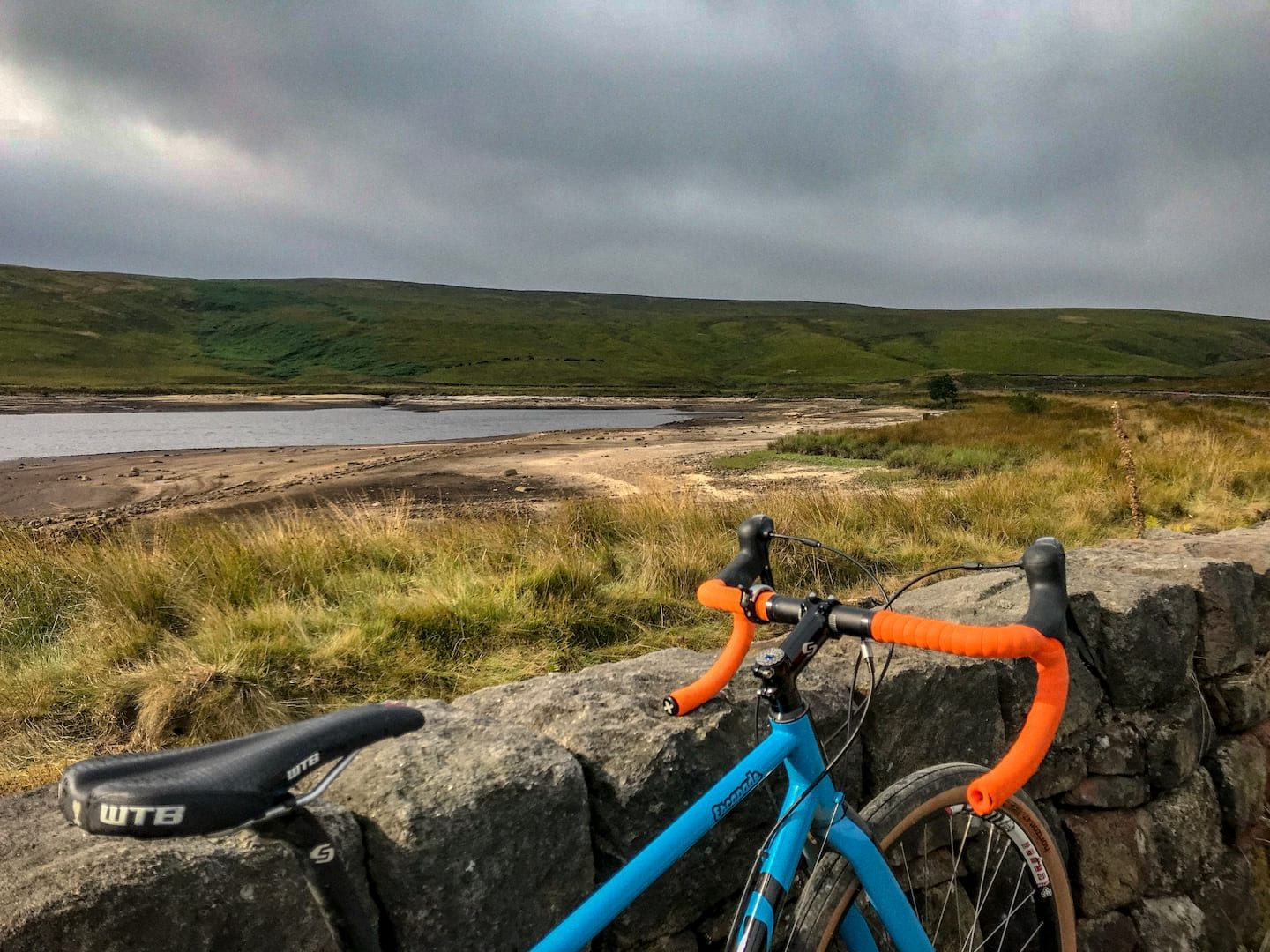 Commute Calderdale Reservoir Climate Change daily exercise