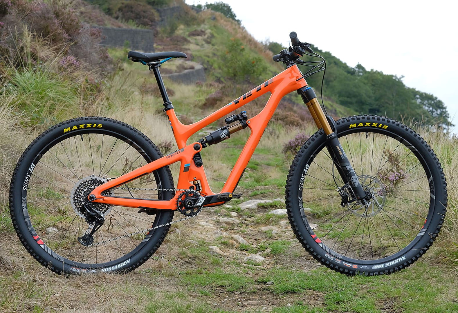 The Most Shocking Bit About Yeti's New SB150 29er Enduro