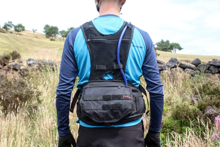 henty enduro backpack bum bag fanny pack hydration wil