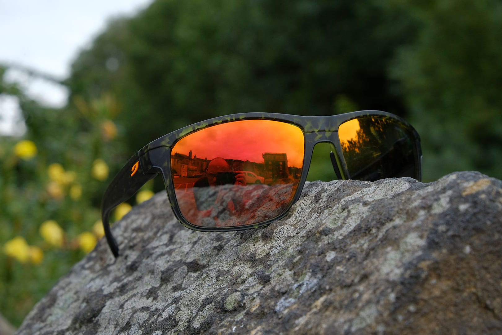 09ded67331 Review  Julbo Renegade and Resist Glasses -  They re Better Than My Eyes!   - Singletrack Magazine