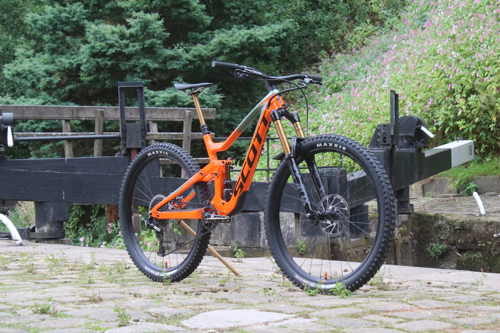 All You Need To Know About The 2019 Scott Ransom | Singletrack Magazine