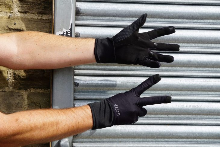 gore thermo gloves