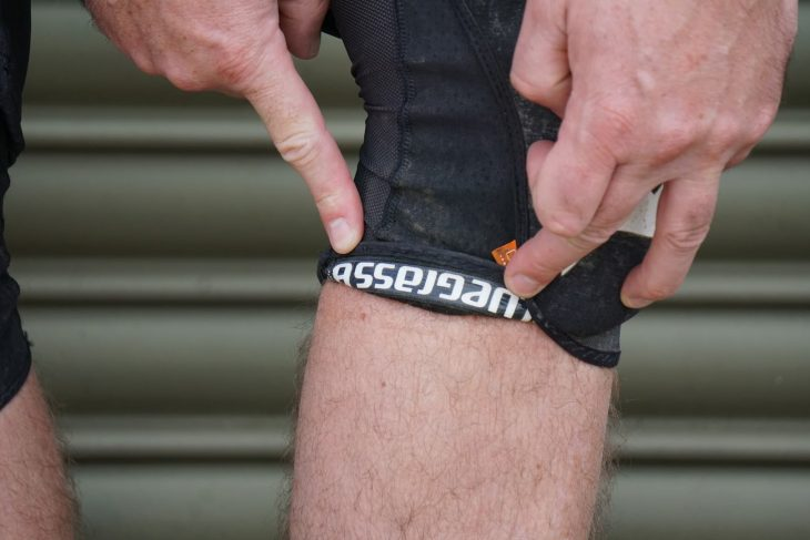 Bluegrass Skinny D30 kneepad review