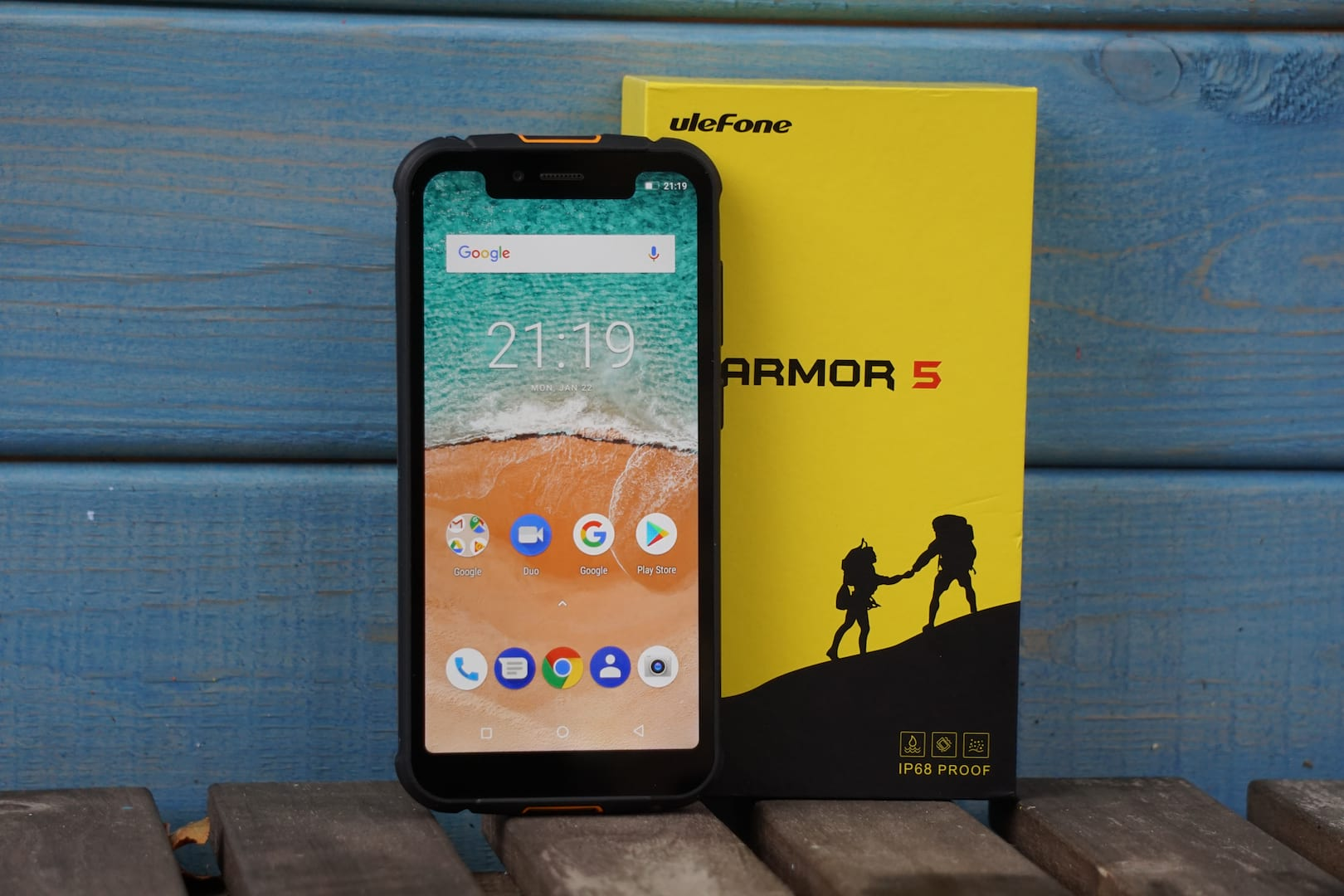 First Look: Ulefone Armor 5 A Rugged Smartphone That Doesn't Look Like A Rubber Brick