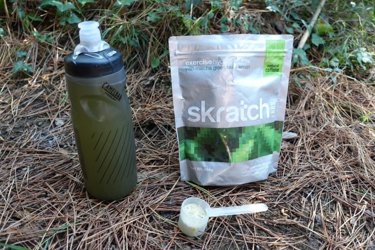 skratch labs hydration drink camelbak bottle