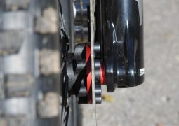 hub spacer boost axle rotor disc