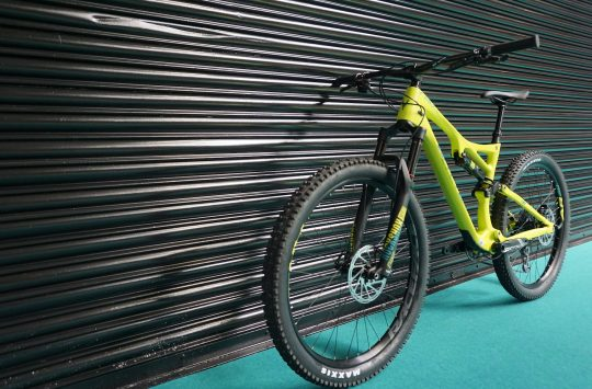 2019 Whyte T130