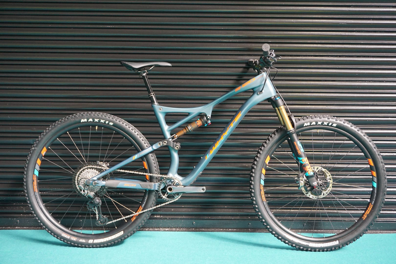 9b4d17b7786 2019 Whyte S120 and G170 C Works 29er First Look - Singletrack Magazine
