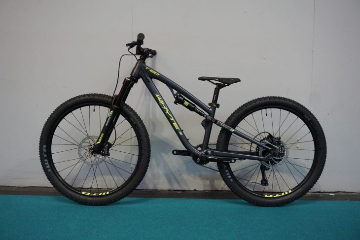 Whyte T120 first look