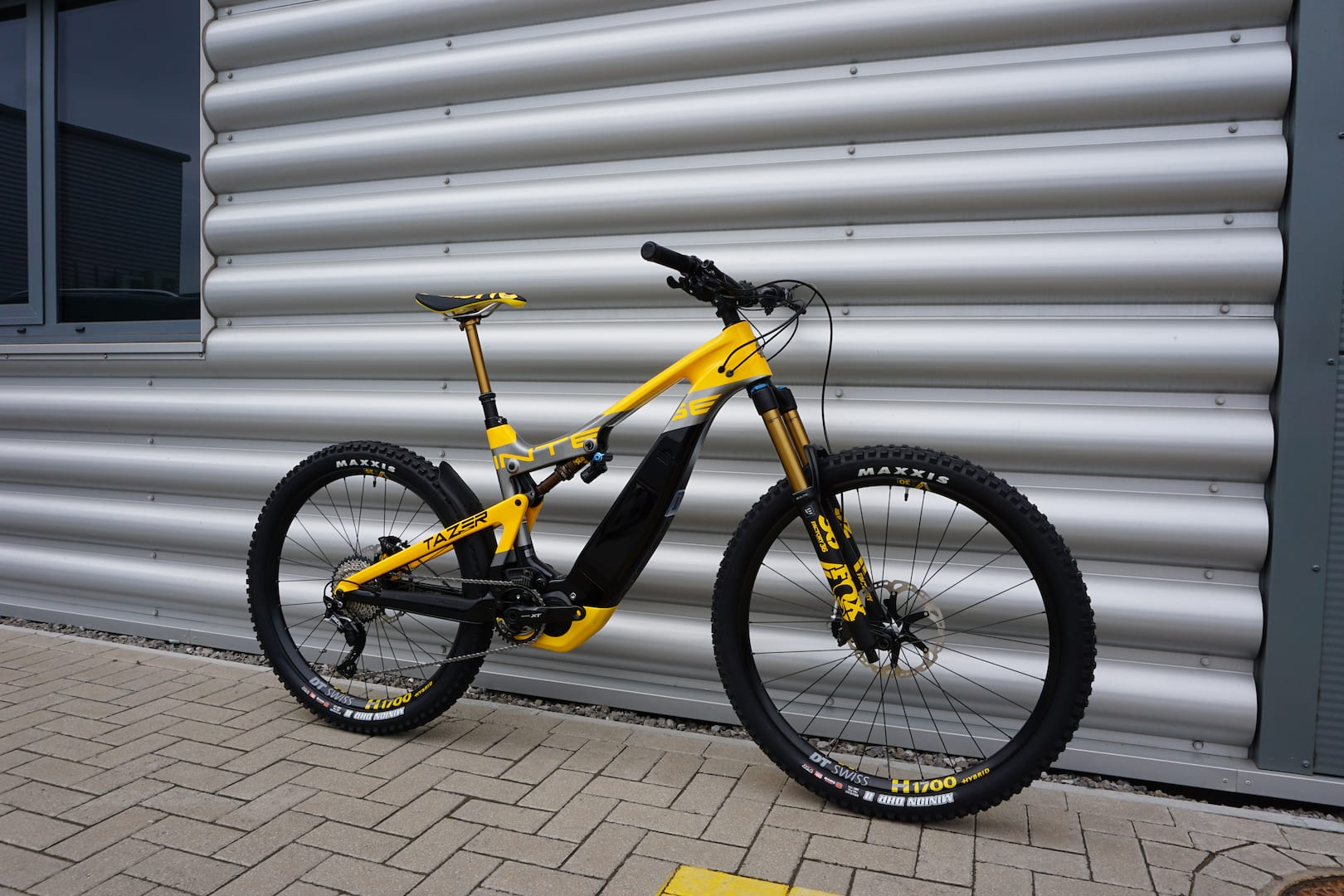 Intense Tazer Relaunched But As A Full Suspension Enduro