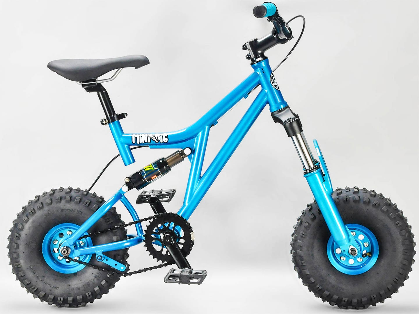 rocker mini rig mini downhill bike