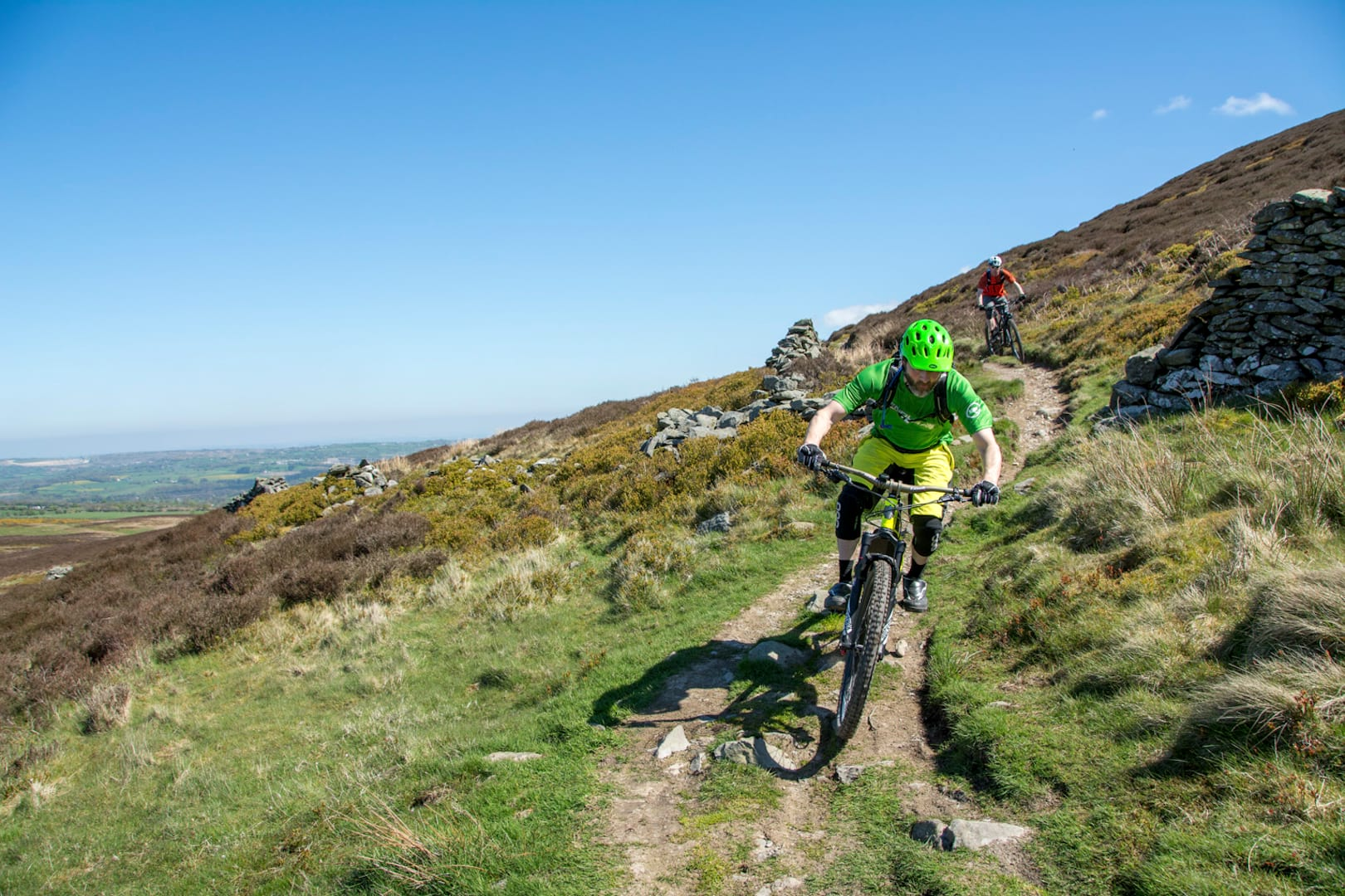 Issue 121 Classic Ride: The Clwydian Hills