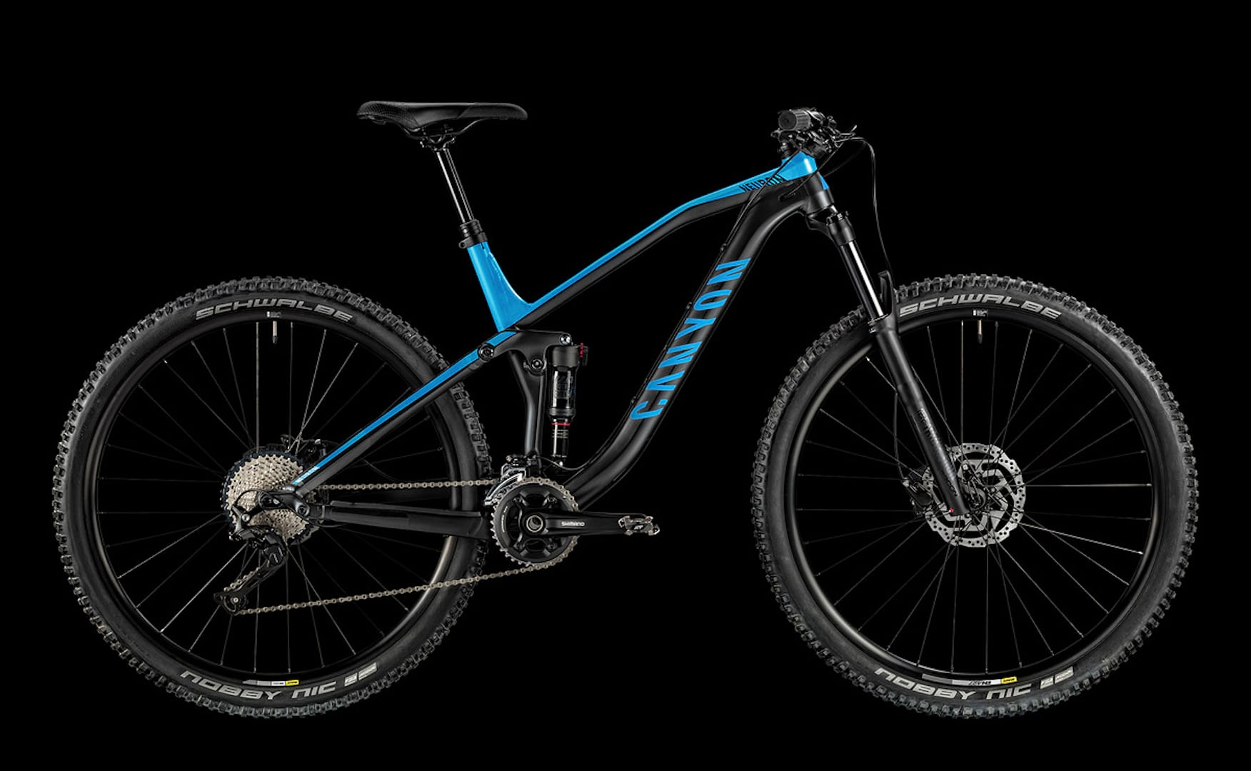 de58a67463a 2019 Canyon Neuron Gets 130mm Travel, New Geometry And Starts At Just £1,449