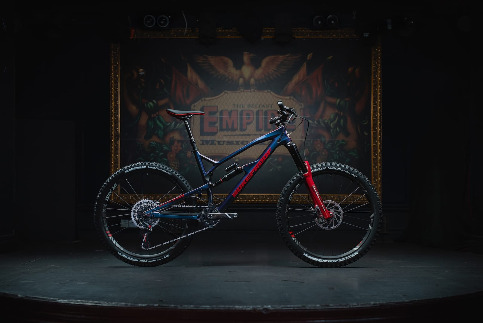 Nukeproof Mega 275 Carbon RS