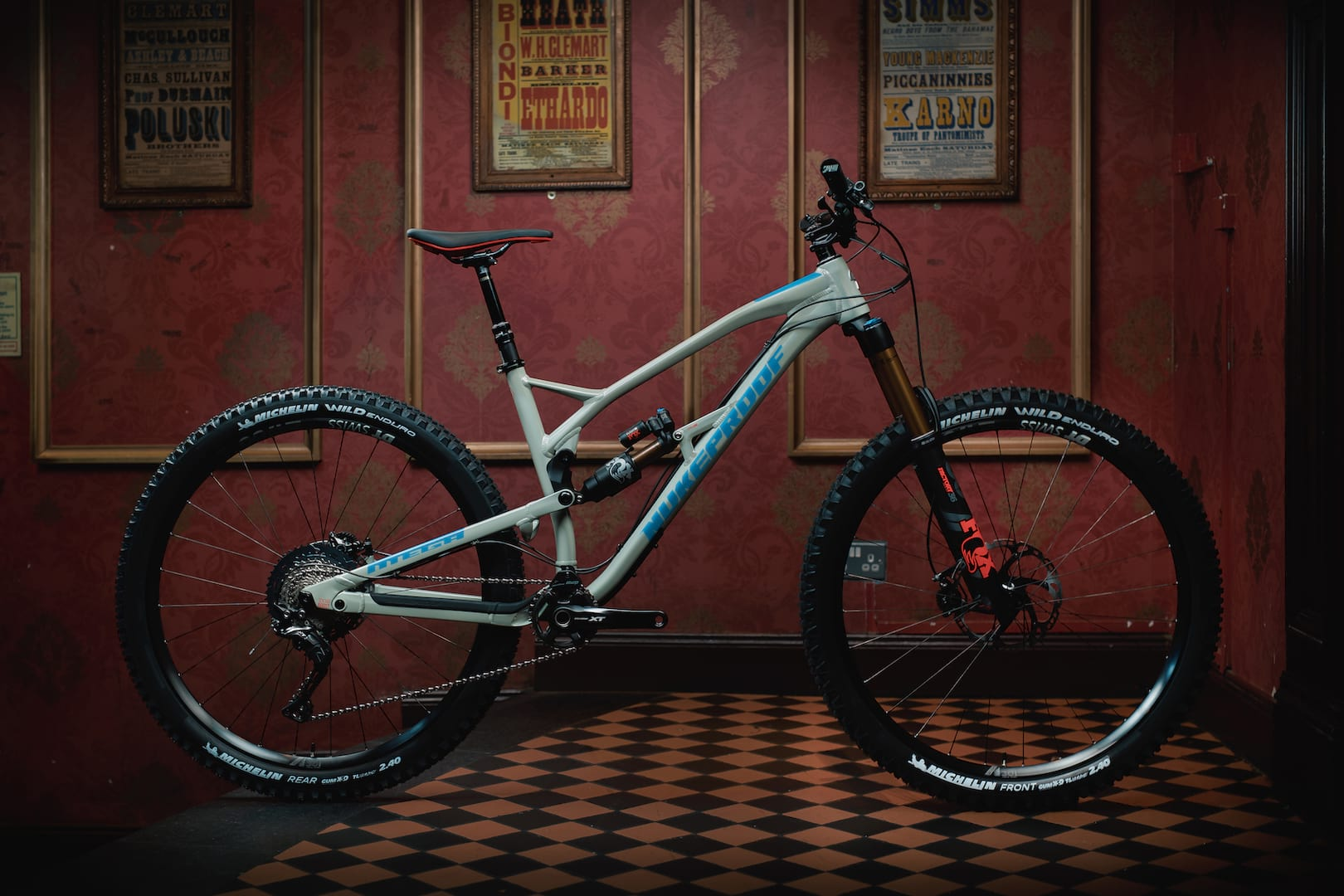 Nukeproof Mega 290 Factory
