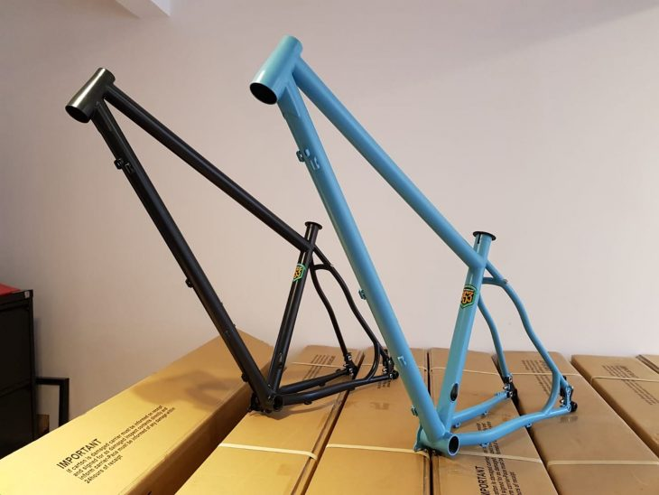 Pace RC529 hardtail
