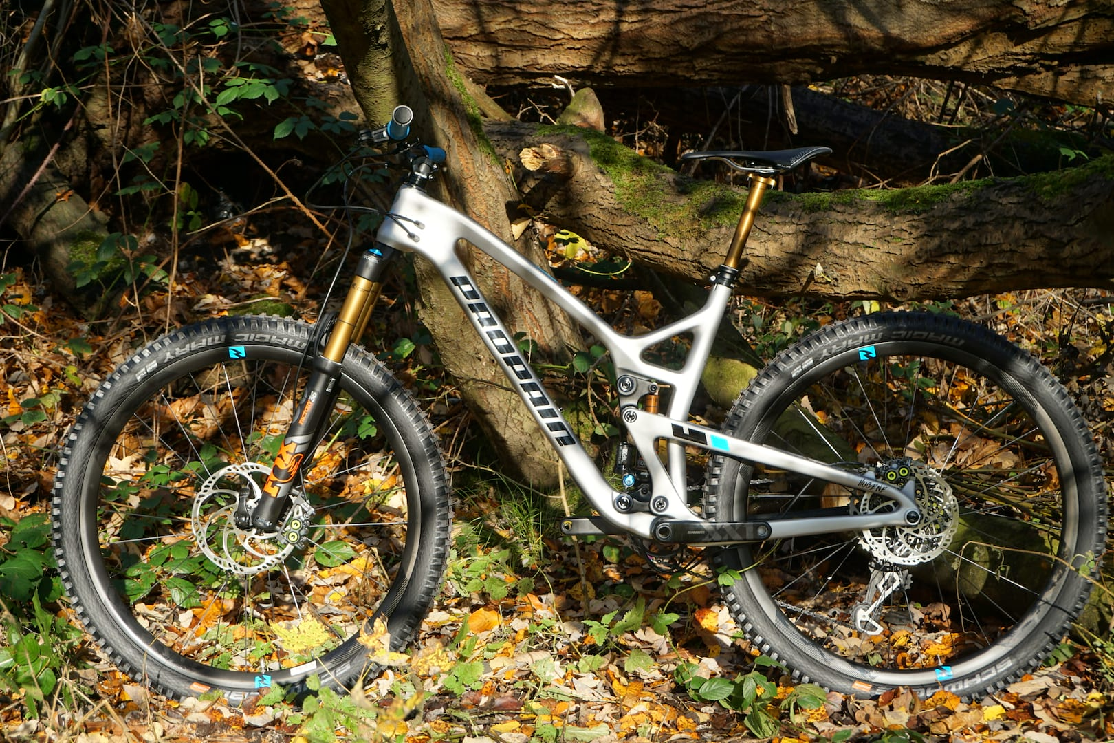 2a0c7143dbd Review   Propain Hugene Highend 29er - Makes Pedalling Fun ...