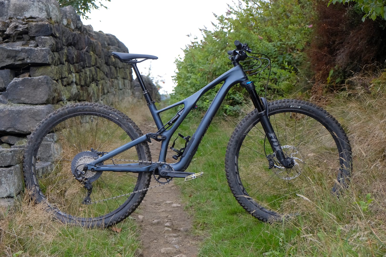 Review: The Specialized Stumpjumper ST Comp Carbon 29 may be shorter
