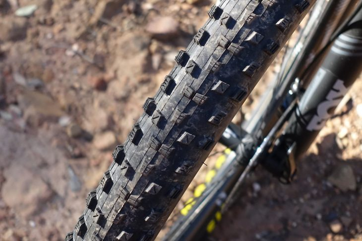 canyon neuron maxxis forekaster
