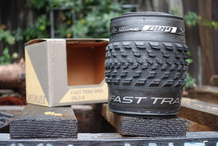 specialized fast trak tyre tire