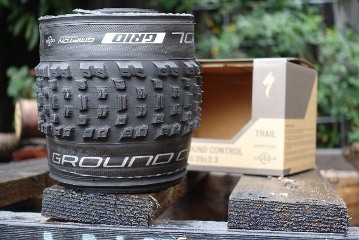 specialized ground control tyre