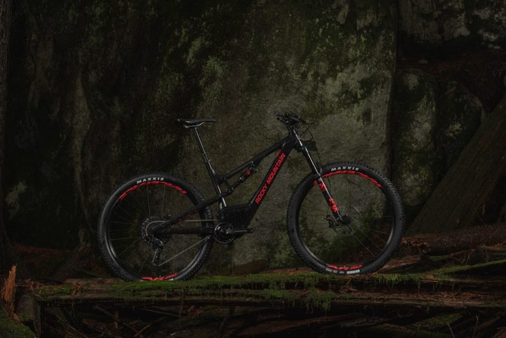 rocky mountain instinct e-mtb powerplay