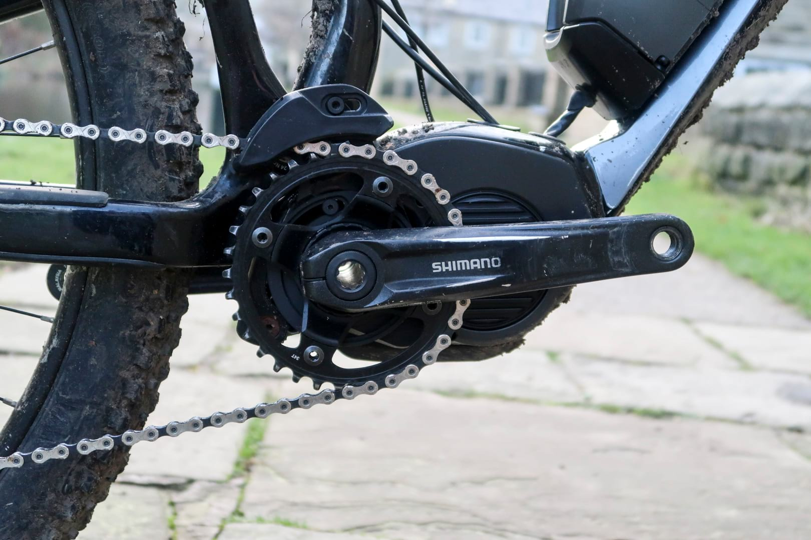 1d91eadf537 A Fun E-Day Out With Shimano Steps E8000, Turning Descents Into ...