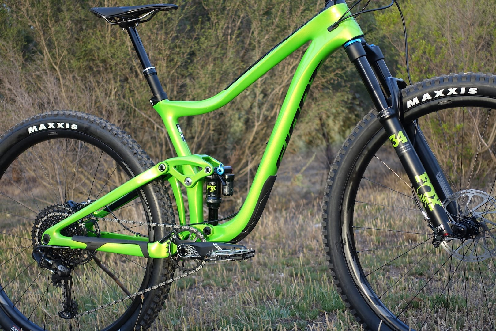 giant trance 29 advanced