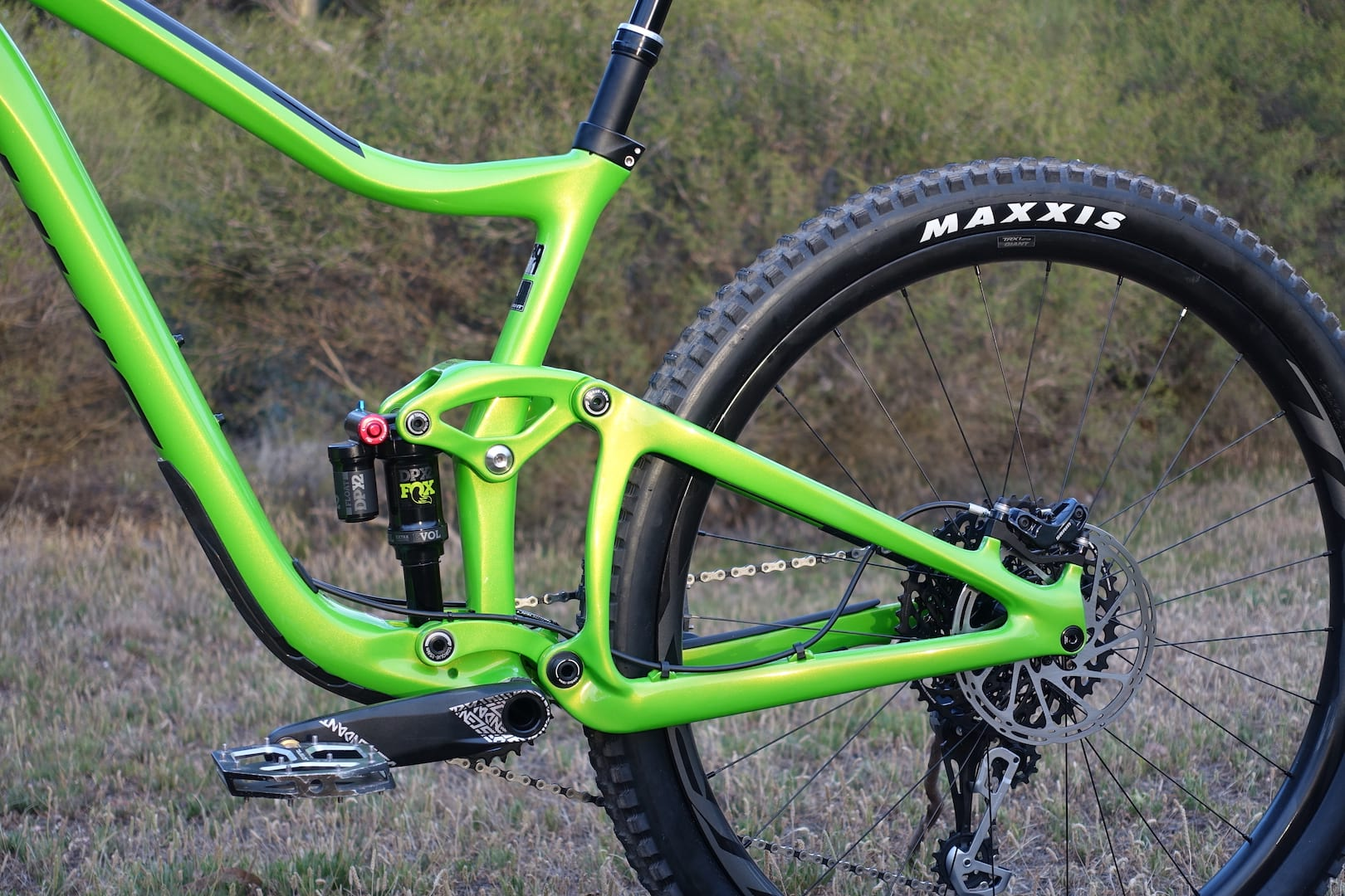 Is This 2019 Trance The Most Progressive Giant Mountain Bike