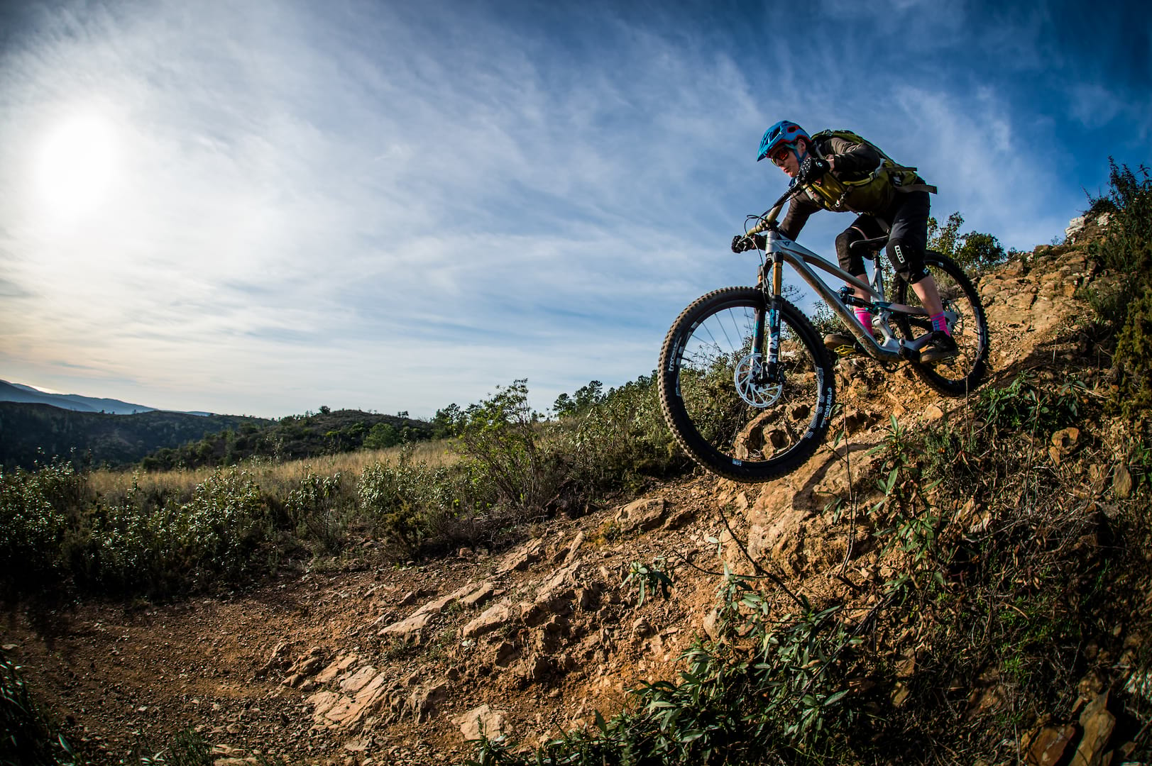 YT Jeffsy CF 29 Pro Race 2019 - First Ride Review