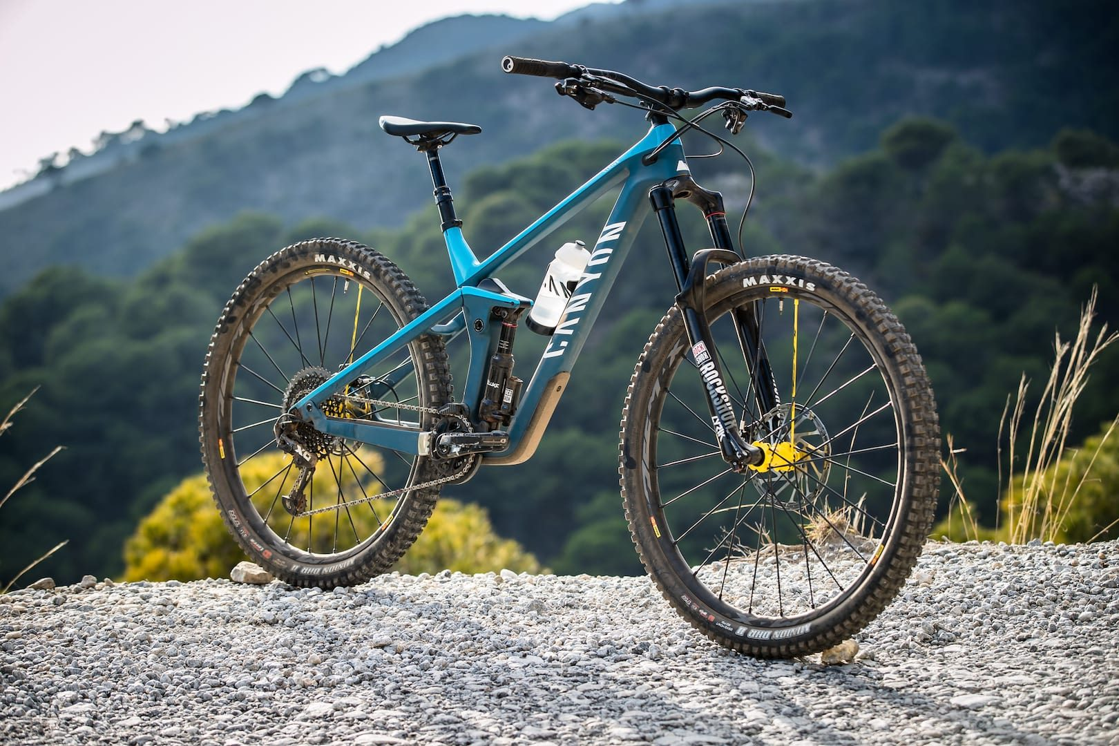2019 Canyon Strive First Ride Impressions with Shapeshifter